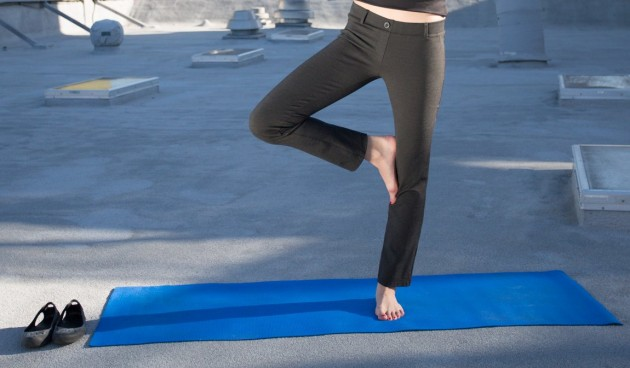 Make Your Work Day A Little More Comfy With Dress Yoga Pants