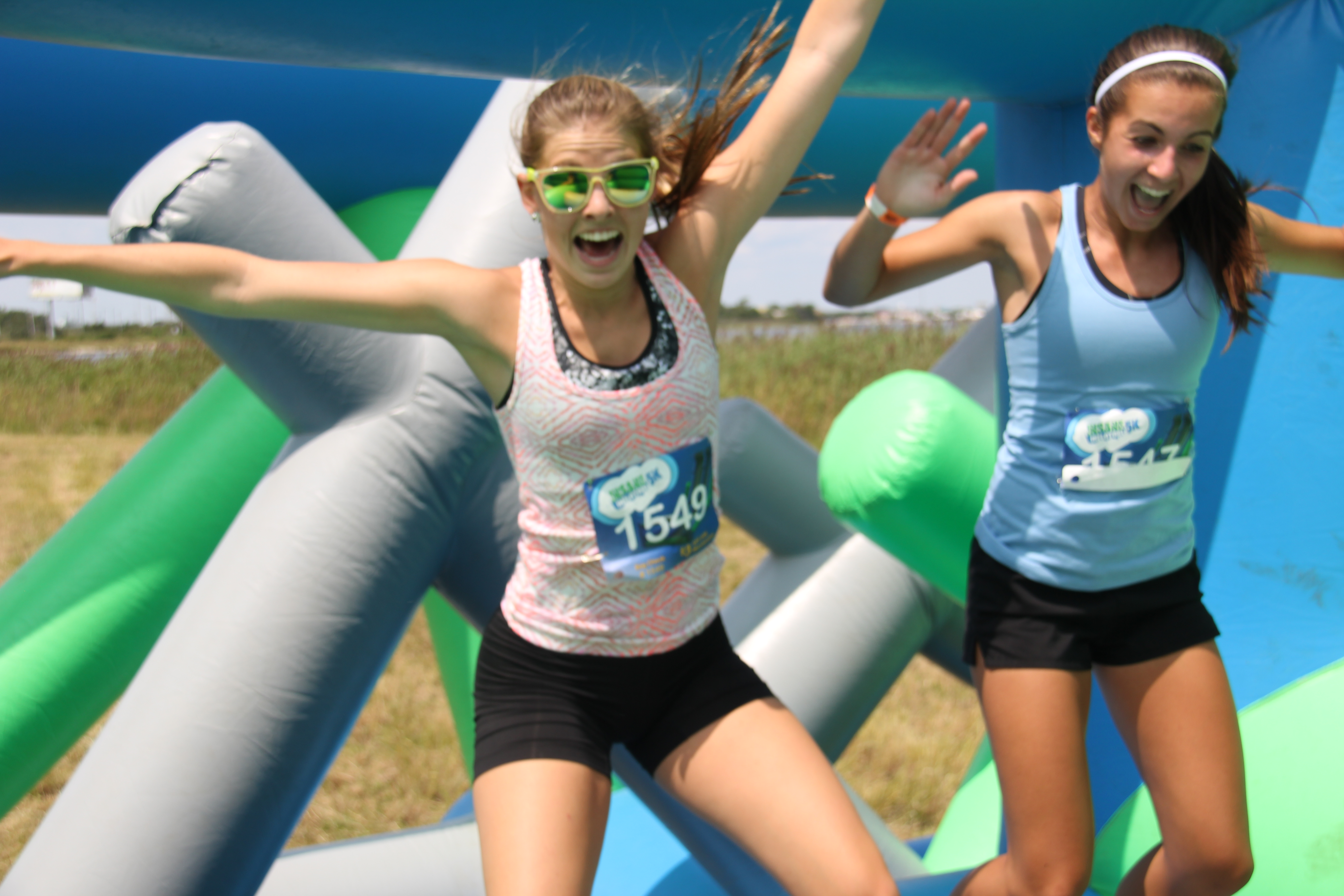 Inflatable Run Grand Rapids