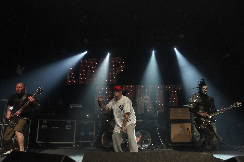 bizkit concert Limp