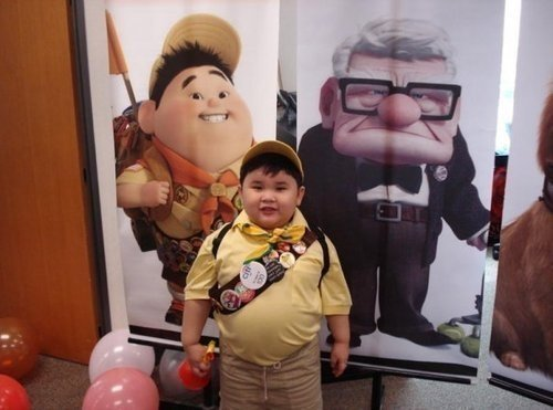 Carl the old man from up is real pic