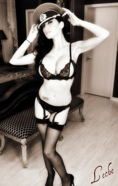 Emmanuelle London Nude Photos 94