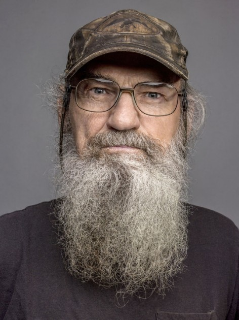 Si Robertson Before