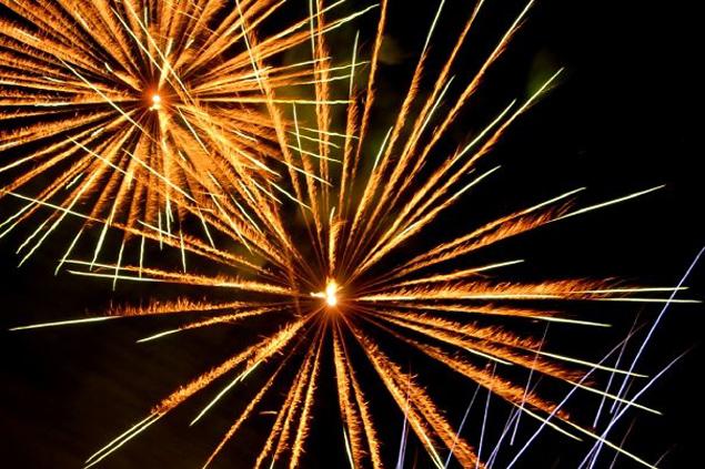 Casper Fireworks