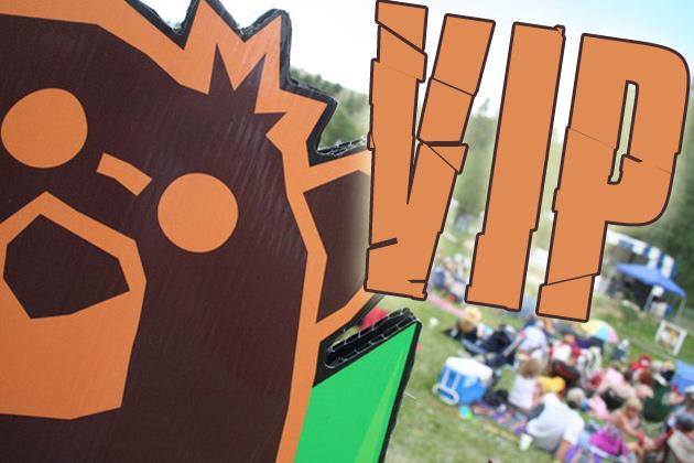 Be a Beartrap Summer Festival VIP