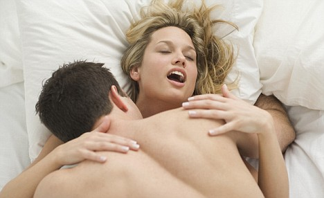 According to a new scientific study from the University of Auckland, sex in ...