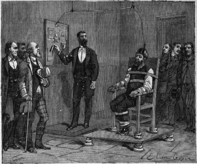 The electric chair may return to louisiana