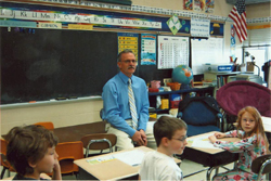 Toms River School Superintendent Frank Roselli